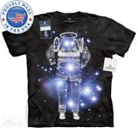 The Mountain Tシャツ The Smithsonian EX-1A Advanced Vehicular Suit (The Smithsonian 宇宙 宇宙飛行士 メンズ レディース...