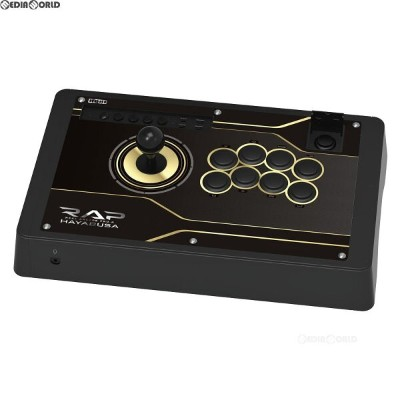 【中古】[ACC][PS4]リアルアーケードPro.N HAYABUSA(ハヤブサ) for PlayStation4/PlayStation3/PC HORI(PS4-092)(20170701)