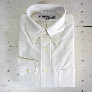 individualized shirts インディビジュアライズドシャツ [ls][regatta][standard][white]