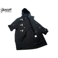 【期間限定30%OFF!】GLOVERALL(グローバーオール)/#585-52 MONTY DUFFLE COAT/black