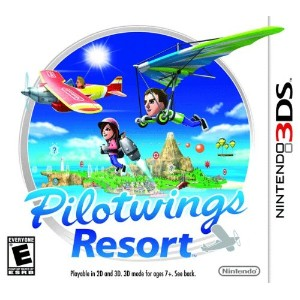 Pilotwings Resort - Nintendo 3DS - USA