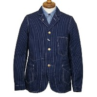 FREEWHEELERS フリーホイーラーズ CONDUCTOR JACKET LATE 1800s STYLE WORK CLOTHING UNION SPECIAL OVERALLS...