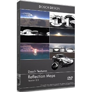 DT-REV2 「直送」【代引不可・他メーカー同梱不可】 DOSCH DESIGN DOSCH Textures: Reflection Maps V2