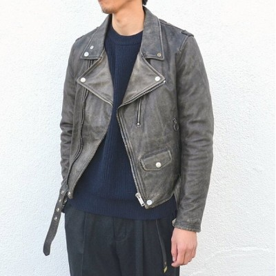 GOLDEN GOOSE(ゴールデングース)/ CHIODO GOLDEN -(A1)BLACK WASHED-