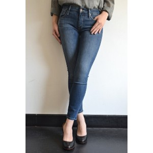 MOTHER(マザー)/THE LOOKER CROP JEANS