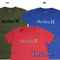 HURLEY ハーレー LADIES レディース Tシャツ ONE AND ONLY PERFECT CREW