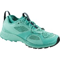 アークテリクス レディース シャツ トップス Arc'teryx Norvan VT Trail Running Shoe - Women's Caraibes/Blue Nights