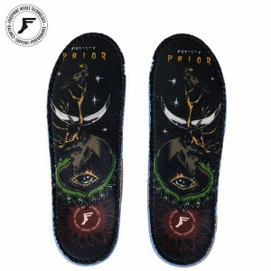 FOOTPRINT INSOLE GAME CHANGERS Christy Prior フットプリント インソール テリエ 熱成形 中敷 スケートボード スノーボード