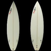 "Power Point パワーポイント サーフボードショートボード 6'4""フィン付 Shortboard(A50267)Surfboard 未使用アウトレット特価【代引不可】"