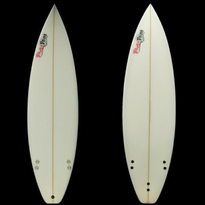 """Power Point パワーポイント サーフボードショートボード 6'4""""フィン付 Shortboard(A50267)Surfboard 未使用アウトレット特価【代引不可】"""