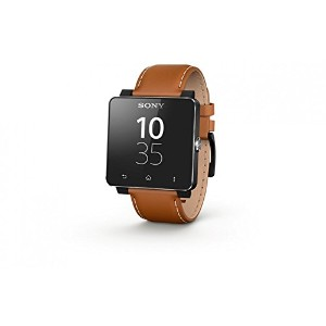 Sony smart watch 2 sw2 ソニースマートウォッチ2 Leather Strap Brown