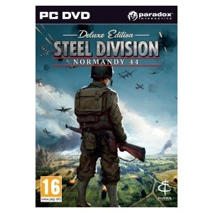 Steel Division Normandy 44 Deluxe Edition (PC Code - Steam) (輸入版)