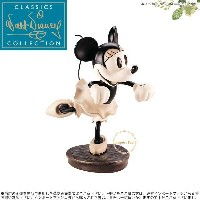 WDCC ミニーマウス 私はジャズ初心者よ ミッキーの楽器配達 Minnie Mouse I'm A Jazz Baby! The Delivery Boy 【ポイント最大41倍!楽天スーパーSALE...