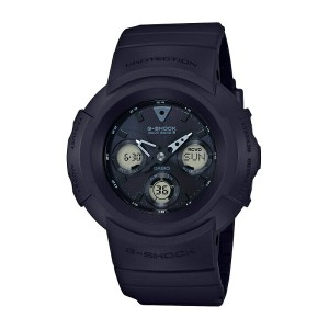 カシオ GショックCASIO G-SHOCK ALL BLACKAWG-M510SBB-1AJF【送料無料】