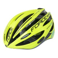 (FORCE/フォース)(自転車用ヘルメット関連)Road Pro ヘルメット S-M fluo(902645)