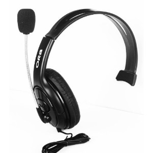 ORB Elite Headset - Black (Xbox 360) (輸入版)