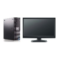 【新品1GBグラボ搭載 HDMI端子有】Windows10 64BIT/DELL Optiplex 980 SFF/Core i5 3.20GHz/8GB/500GB/DVD/Office付...