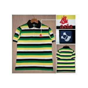 RESUME [レズメ] ポロシャツRE09S-C008 ASIA BODER POLO