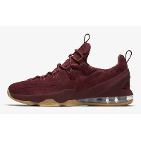 """Nike LeBron XIII 13 Low Premium""""Team Red""""メンズ Team Red/Team Red ナイキ バッシュ レブロン・ジェームス ローカット"""