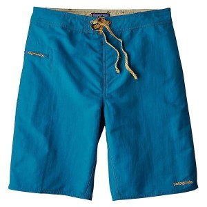 パタゴニア メンズ 水着 海パン【Patagonia Wavefarer 21 Inch Board Short】Big Sur Blue