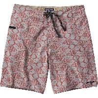 パタゴニア メンズ 水着 海パン【Patagonia Stretch Planing 20 Inch Board Short】Ikat Fish Small / Spiced Coral