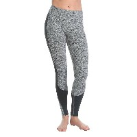 ビヨンドヨガ レディース ヨガ ウェア【Beyond Yoga Above The Curve Spacedye Long Legging】Black Space Dye