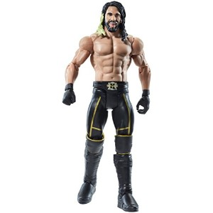 【送料無料】【WWE Wrestling Series 60 - Seth Rollins Action Figure by Mattel】 b015qzn0sm