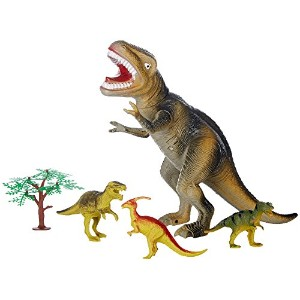 【送料無料】【Smithsonian 5-pc. Dinosaur Set No Size】 b00nxdg4m4