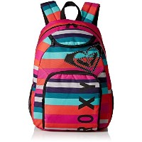 Roxy Men's Shadow View Poly Backpack, Anna Stripe [並行輸入品]