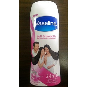 Vaseline Soft & Smooth Milk Nutrient Shampoo 275mL [並行輸入品]