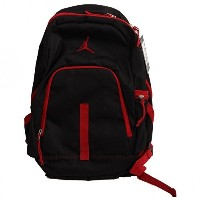 [658399-010] AIR JORDAN JUMPMAN Backpack バックパック ACCESSORIES ACCESSORIES AIR JORDANBLACK RED [並行輸入品]