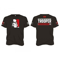 SD toys - T-Shirt Star Wars - Stormtrooper Imperial Army Homme Taille M - 8435450204418