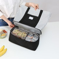 [SWEET MANGO] FUNNY MADE Cooler Bag Weekend STRIPE - [ 保冷バッグ クーラーボックス 旅行バッグ ]