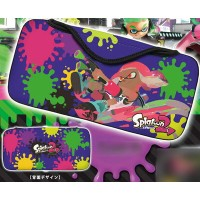 QUICK POUCH COLLECTION for Nintendo Switch (splatoon2)Type-A[キーズファクトリー]【送料無料】《発売済・在庫品》
