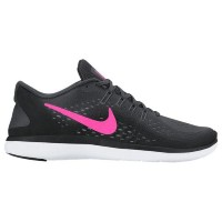 (取寄)ナイキ レディース フレックス ラン 2017 Nike Women's Flex Run 2017 Anthracite Pink Blast Black Cool Grey