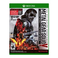 Metal Gear Solid V The Definitive Experience (輸入版:北米) - XboxOne