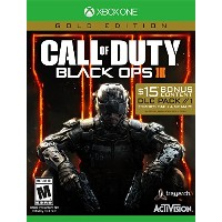 Call of Duty: Black Ops III - Gold Edition (輸入版:北米) - XboxOne