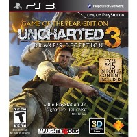 Uncharted 3 Drake's Deception Game of The Year Edition (輸入版:北米)