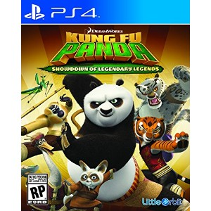 Kung Fu Panda Showdown of Legendary Legends (輸入版:北米) - PS4