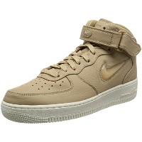 [ナイキ] スニーカー AIR FORCE 1 MID RETRO PRM  941913-200 MUSHROOM/MUSHROOM-SAIL 26.5