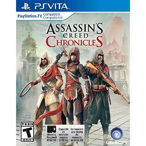 Assassin's Creed Chronicles (輸入版:北米) - PS Vita