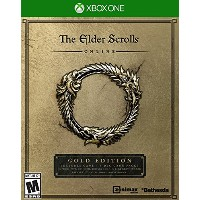The Elder Scrolls Online Gold Edition (輸入版:北米) - XboxOne