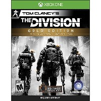 Tom Clancy's The Division Gold Edition (輸入版:北米) - XboxOne
