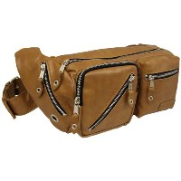 [トリックスター] TRICKSTER KEITH body bag tr24 CAM (CAMEL)