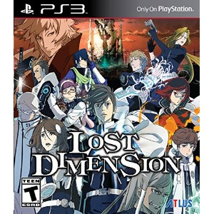 Lost Dimension (輸入版:北米) - PS3