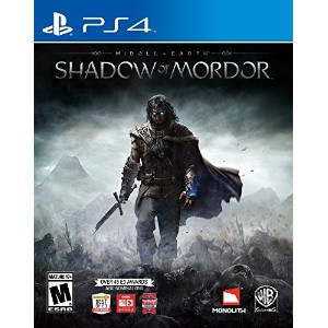 Middle Earth: Shadow of Mordor (輸入版:北米) - PS4