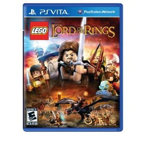 LEGO Lord of the Rings (輸入版:北米) - PS Vita