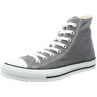 [コンバース] CONVERSE CANVAS ALL STAR HI CVS AS HI 1C988 (チャコール/10.5)
