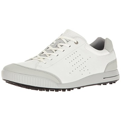 [エコー] ゴルフシューズ ECCO GOLF STREET RETRO 150604 WHITE EU 46(29.5 cm) 3E