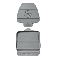 Prince Lionheart 2 Stage Seat Saver グレー0566